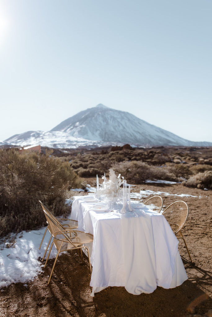 boda en Canarias