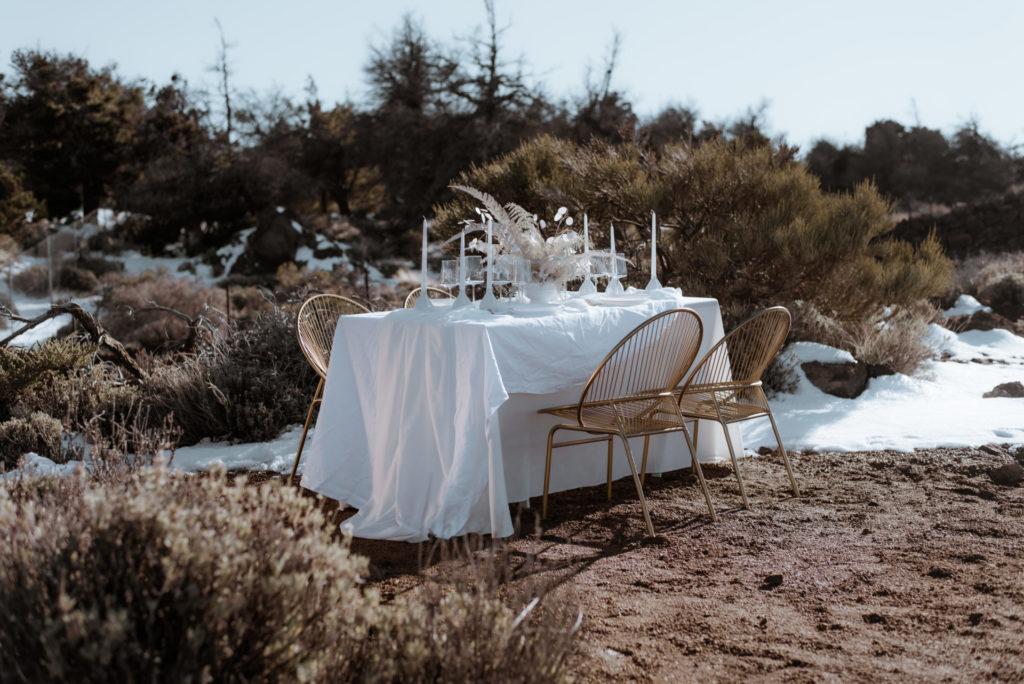 Elsa de Armas wedding planner tenerife