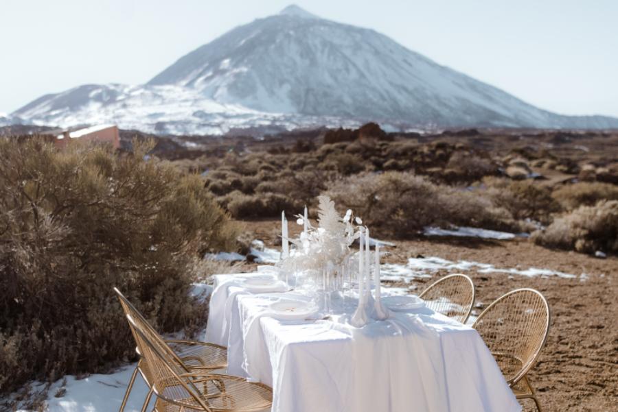 elopement en Tenerife wedding planner