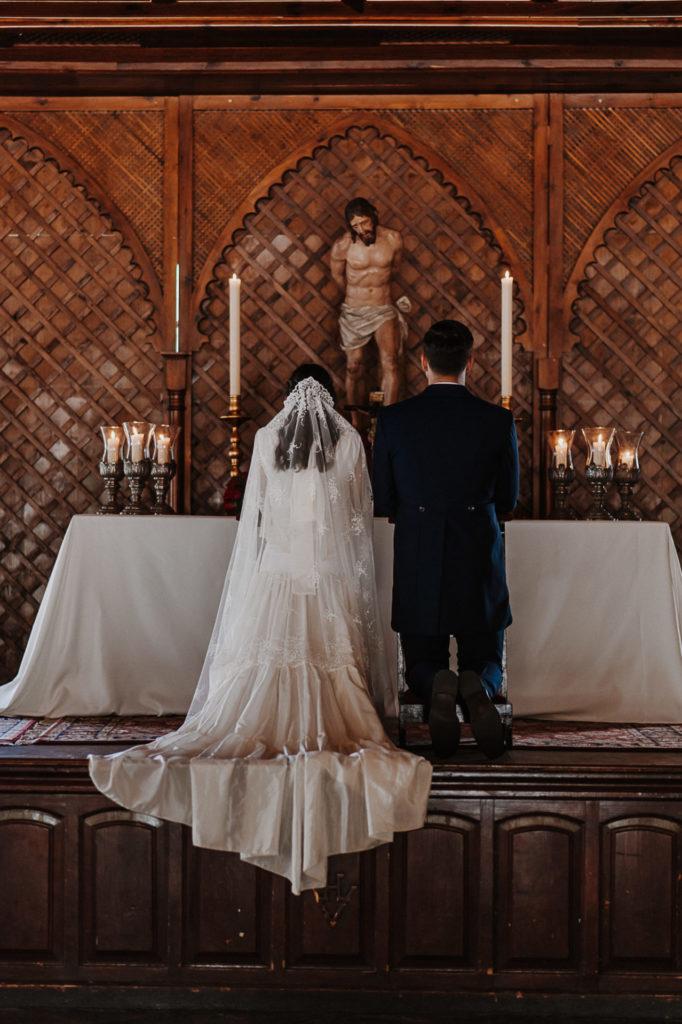 boda religiosa Sevilla