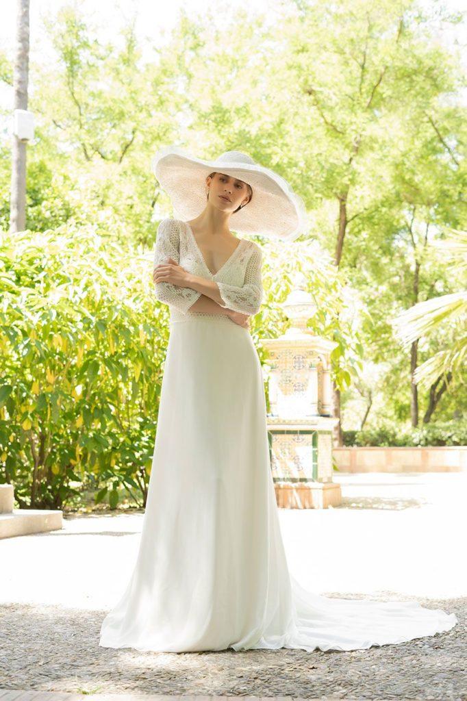 vestidos de novia Sevilla