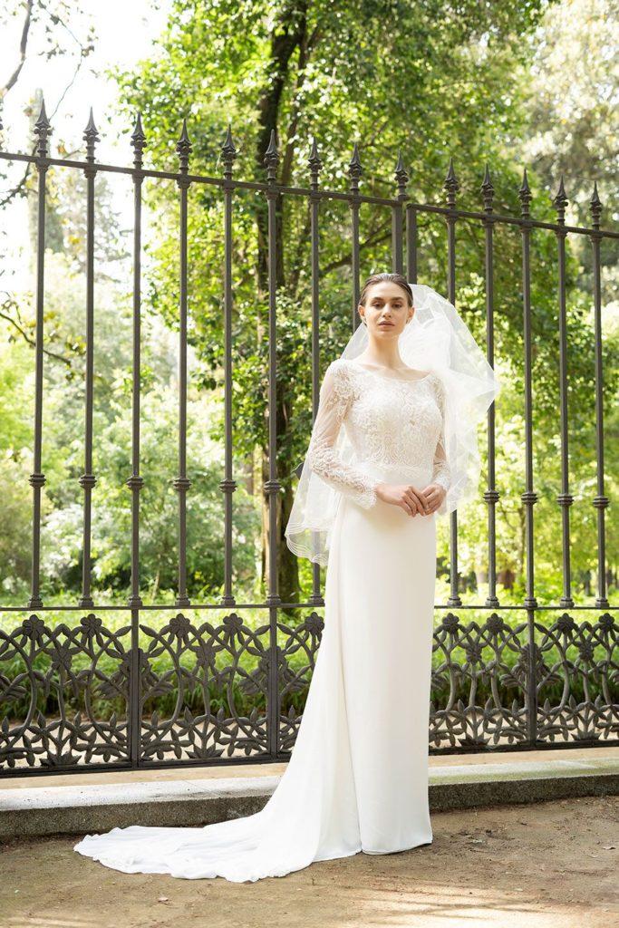trajes de novia Carmen Latorre
