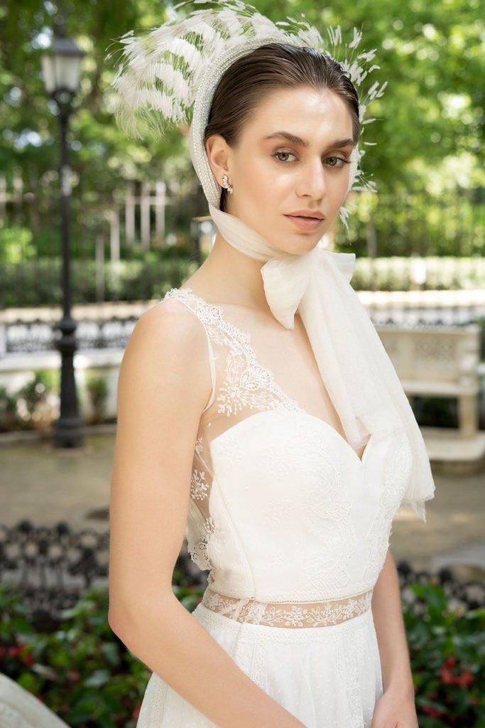 tienda vestidos de novia Sevilla Carmen Latorre