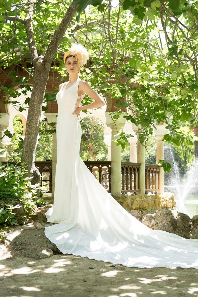 vestidos de novia Carmen Latorre