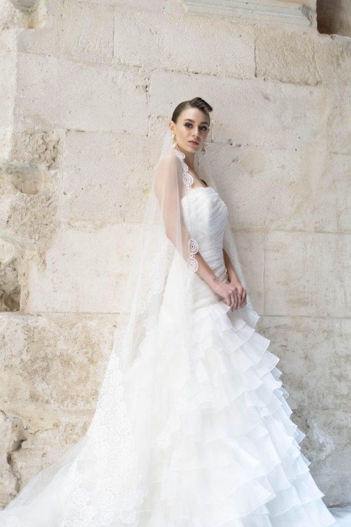 vestidos novia flamenca